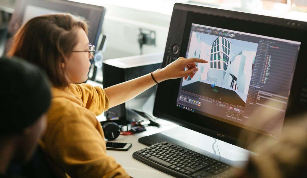 diseño y desarrollo de videojuegos